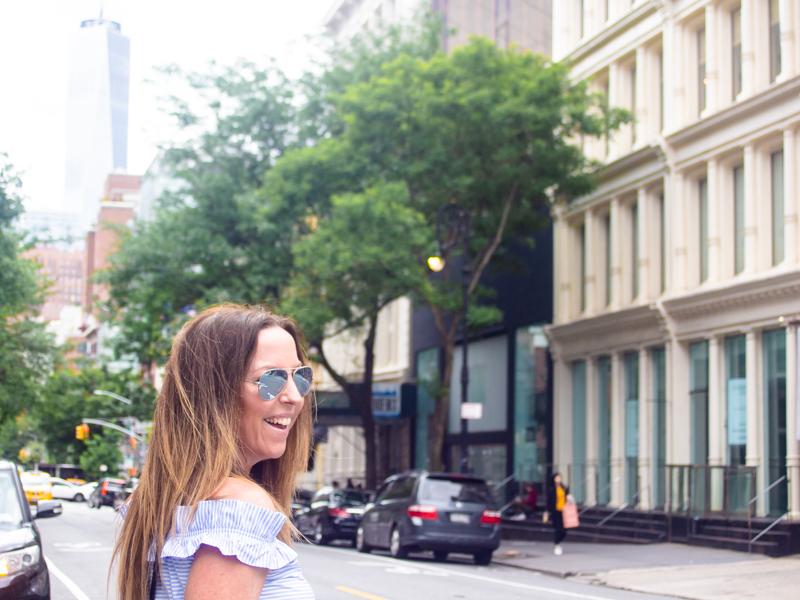 Creating memories in SoHo, NYC, Abigail Ekue Photography