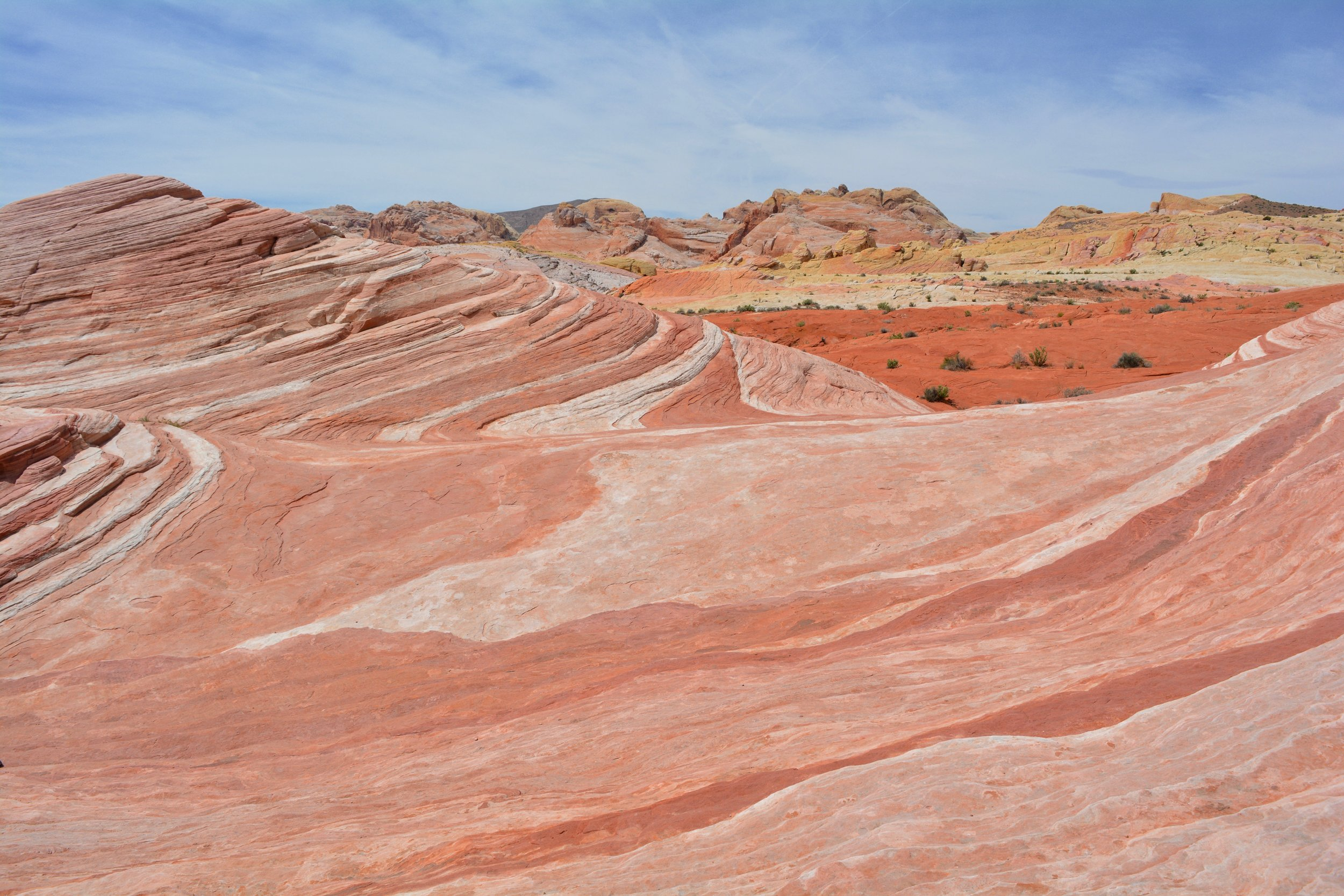 "Valley of Fire's ""Fire Wave"""