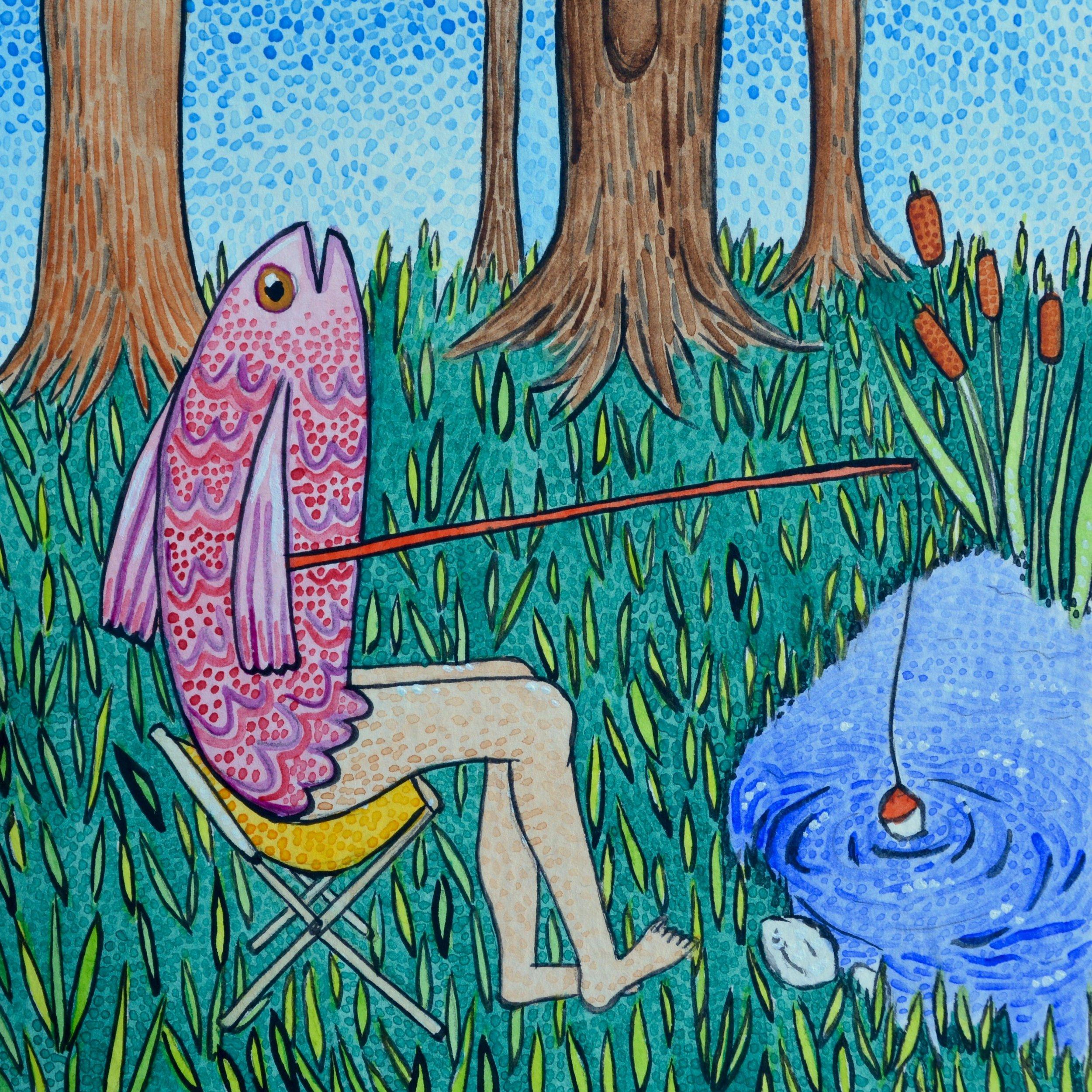 El Pescado està Pescando