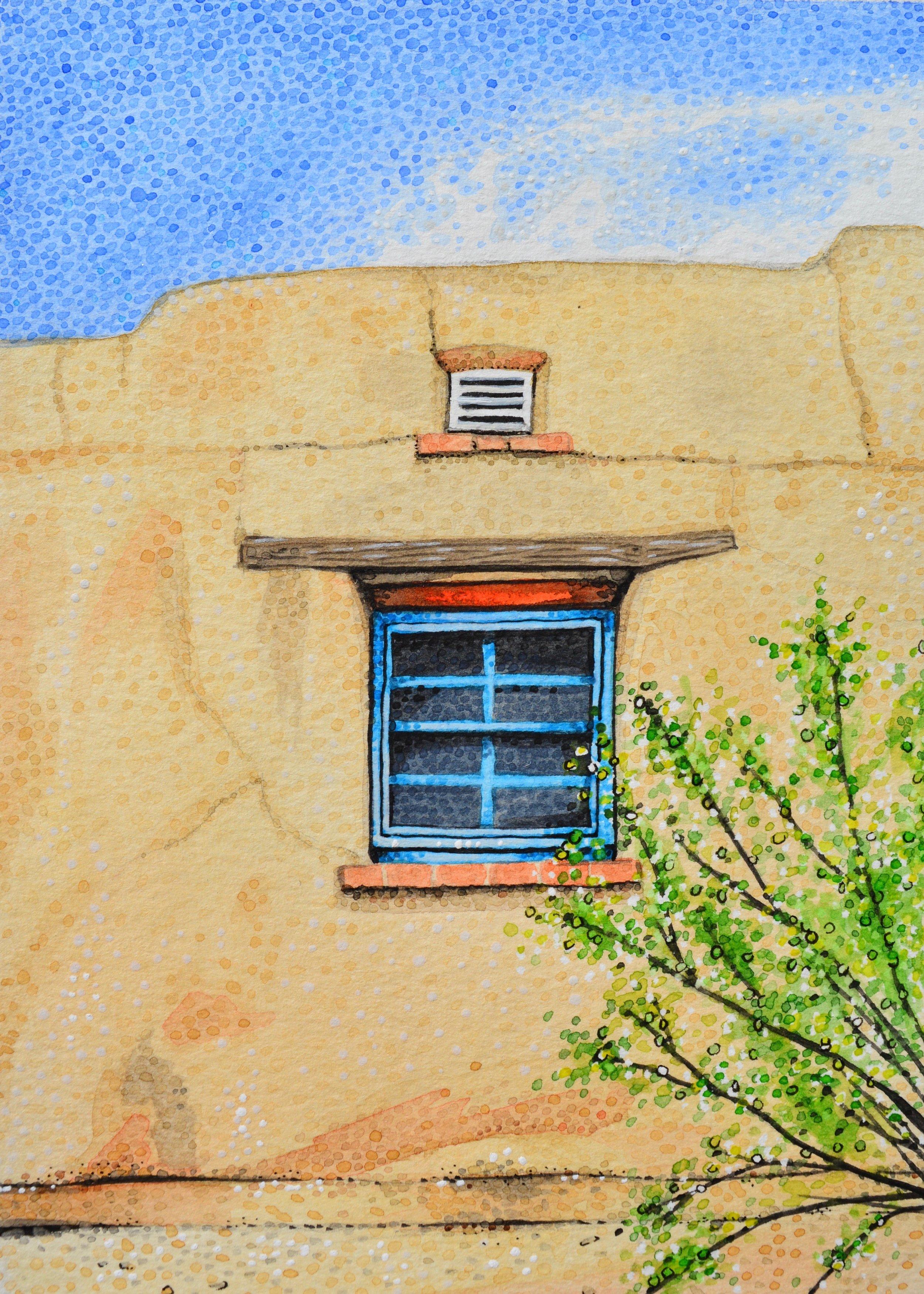 Old Fort Lowell Neighborhood, Tucson, Arizona: 3/24/18, 11:23:18