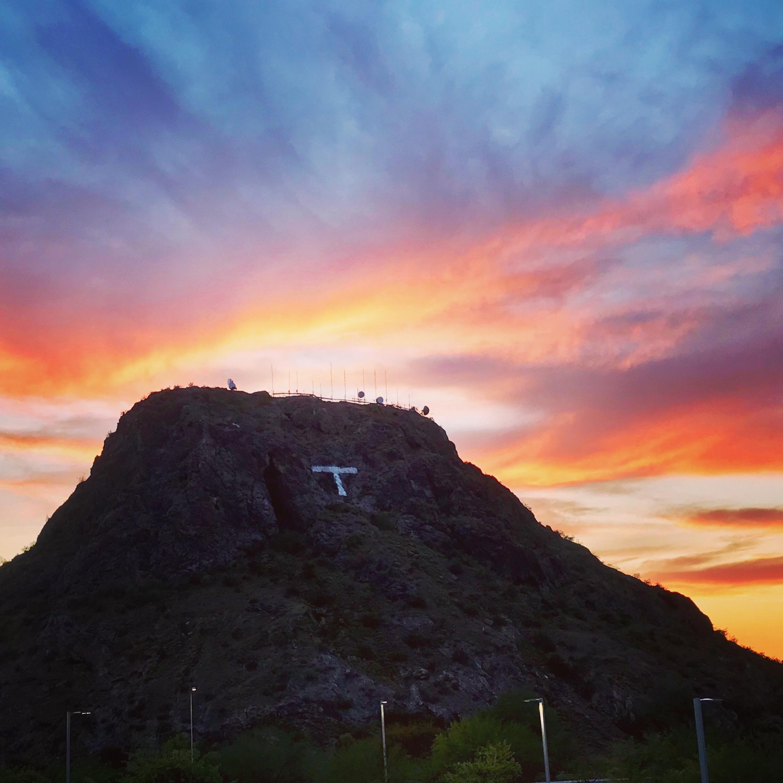 Tempe's Bell Butte