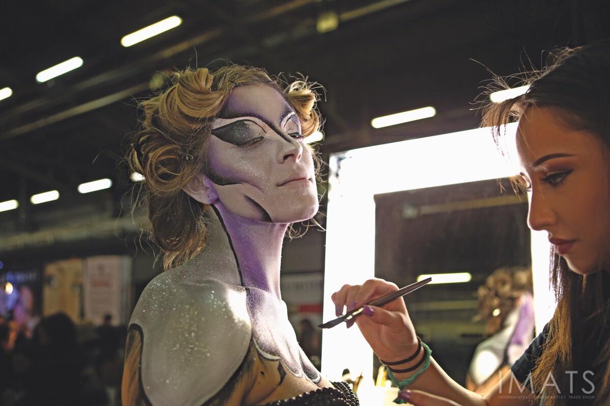 Featured in  Makeup Artist Magazine