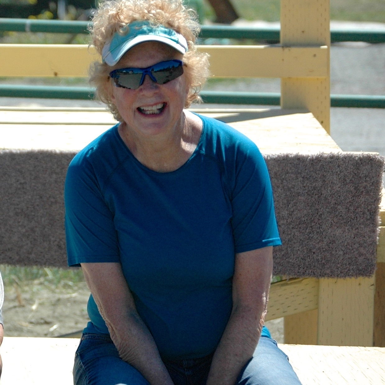 Mary is our Executive Director, and a PATH-certifed instructor. She donates her wonderful horse Fury to our program.