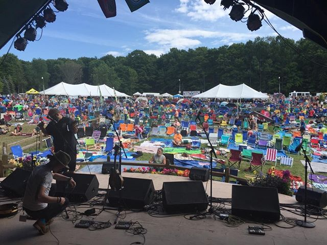 Today's show was a good one here in upstate MI!!!