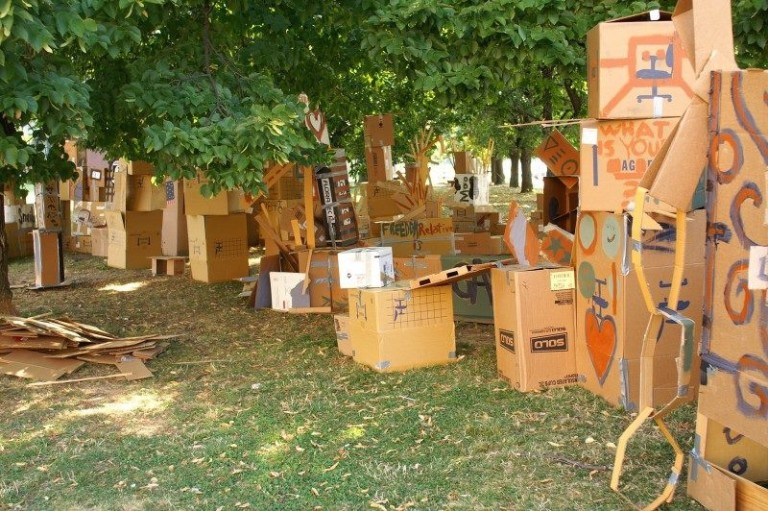 Cardboard Kingdom!