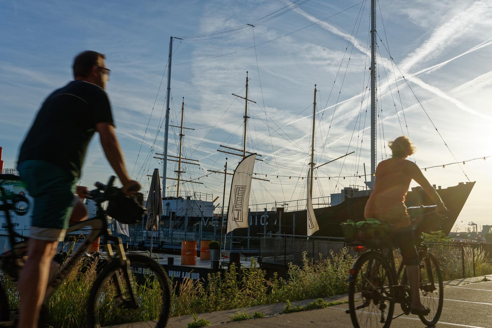 Zomer - in Amsterdam