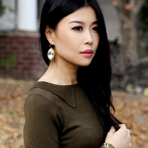 Jenny Wu   @goodbadfab, The Amazing Race