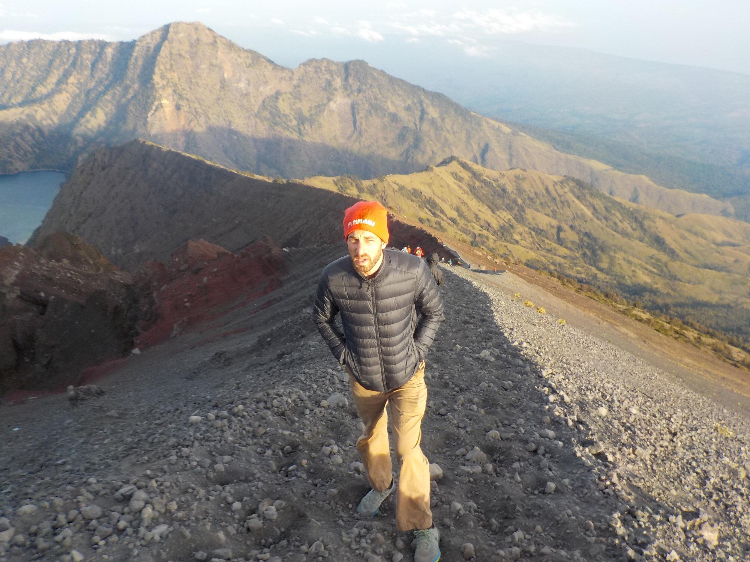 The Humbling Hike Up Mount Rinjani, Indonesia
