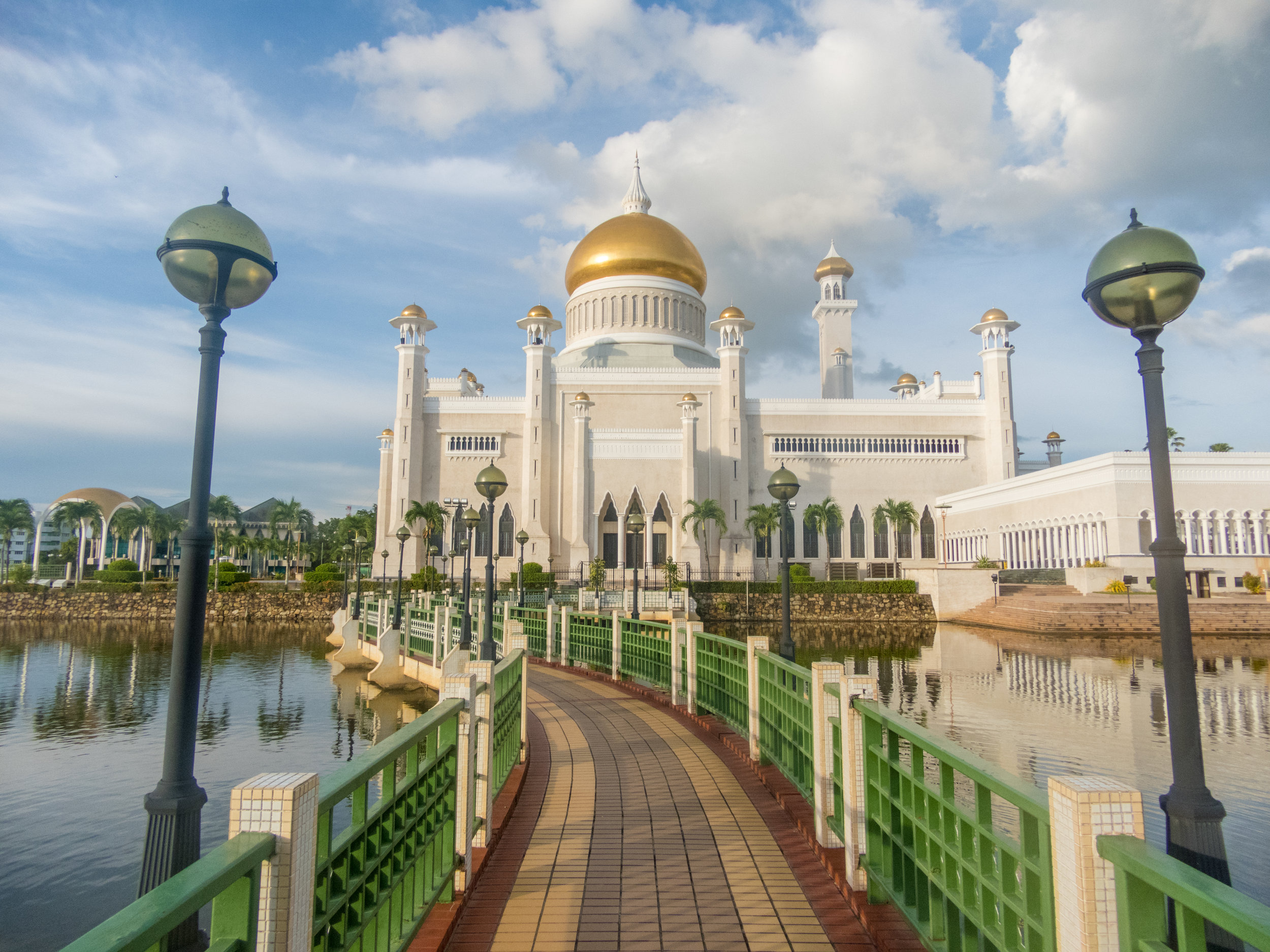 One Day in the Sultanate of Brunei