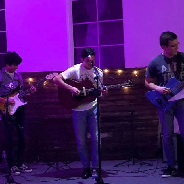 Art Gallery Night/ Open mic last night