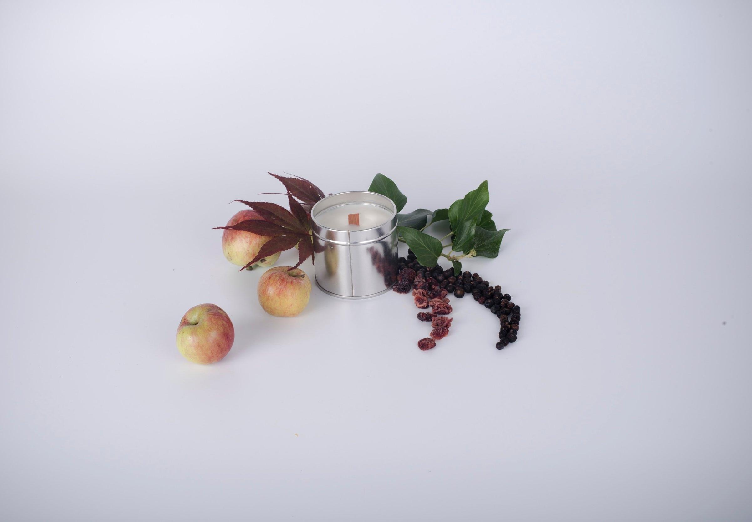 Fruity Scents - Scent Of Switzerland - La Piste, Apple Strudel, Madame Santa, Toblerone Trail