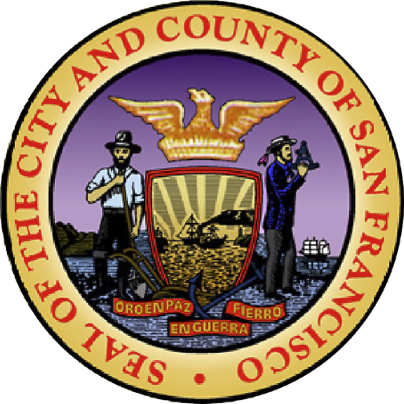 City of San Francisco logo