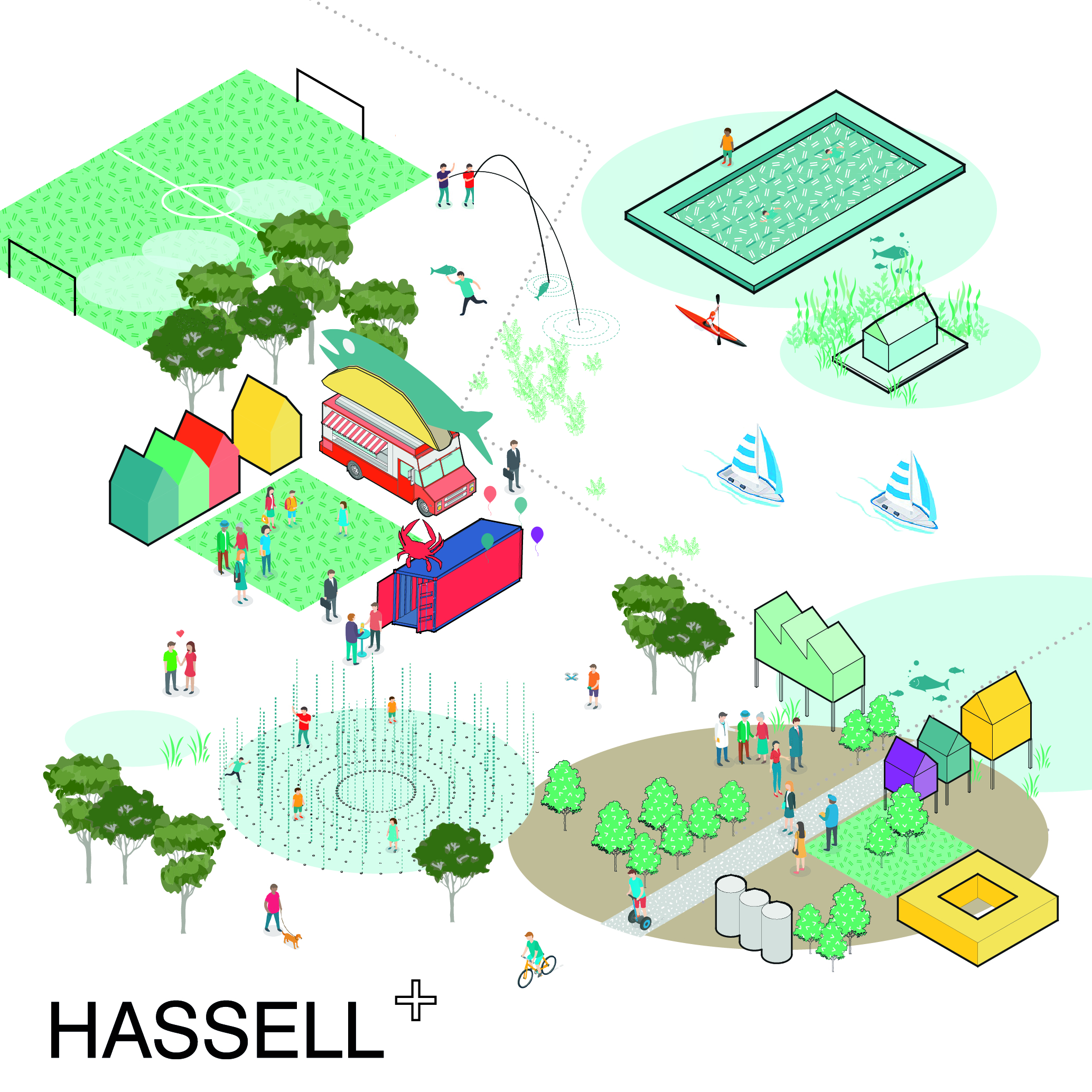 HASSELL+ - HASSELL