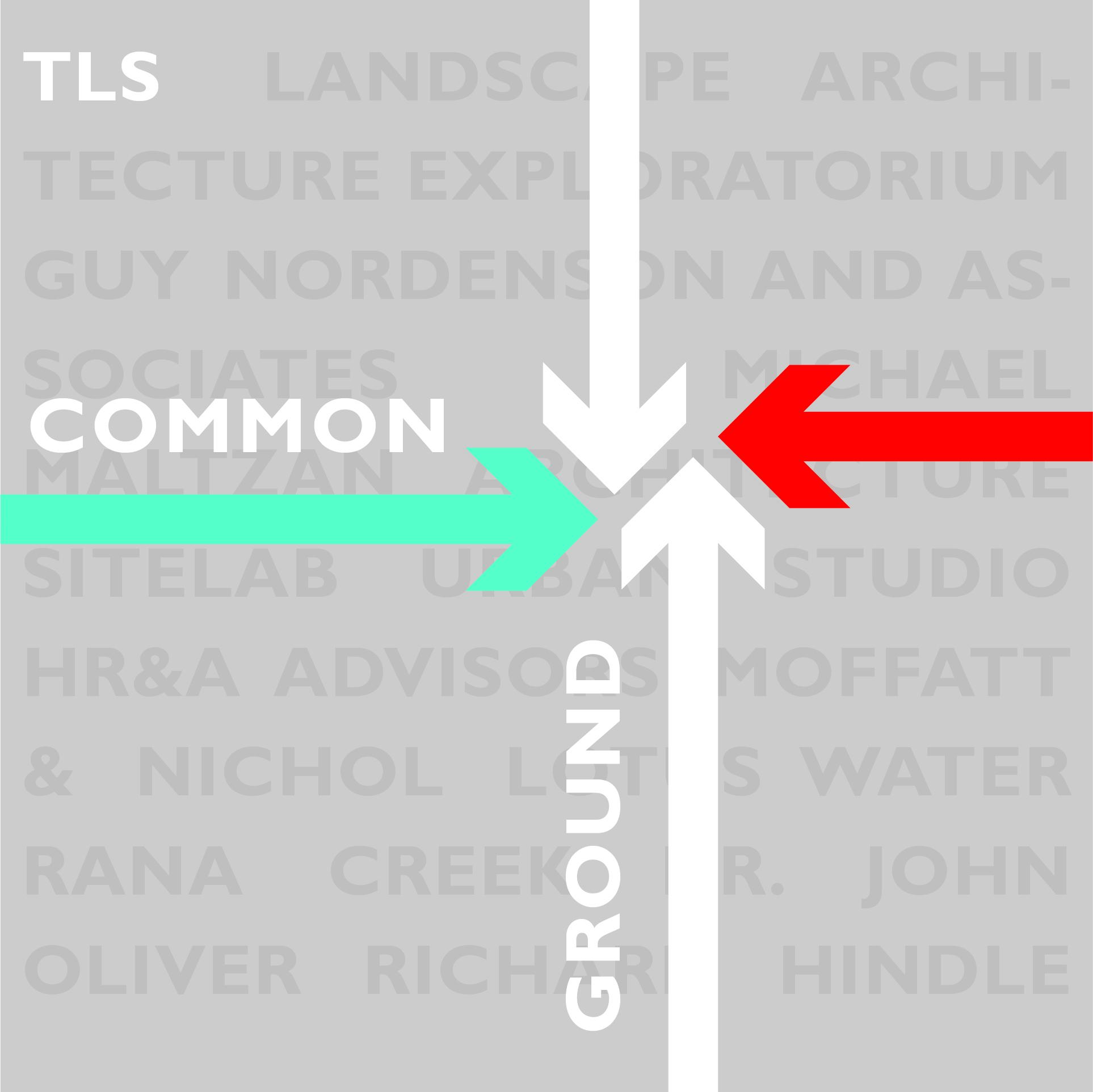 COMMON GROUND - TLS
