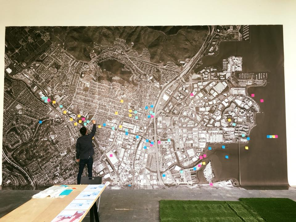 Come on down to 304 Grand Ave to leave your mark on our big South City aerial photo!  We want to know what you love about your city, what needs to change and where have you seen flooding problems over the years! Mon-Fri (11am-5pm) or comment via our  Facebook page   #ResilientSouthCity   #CollectAndConnect