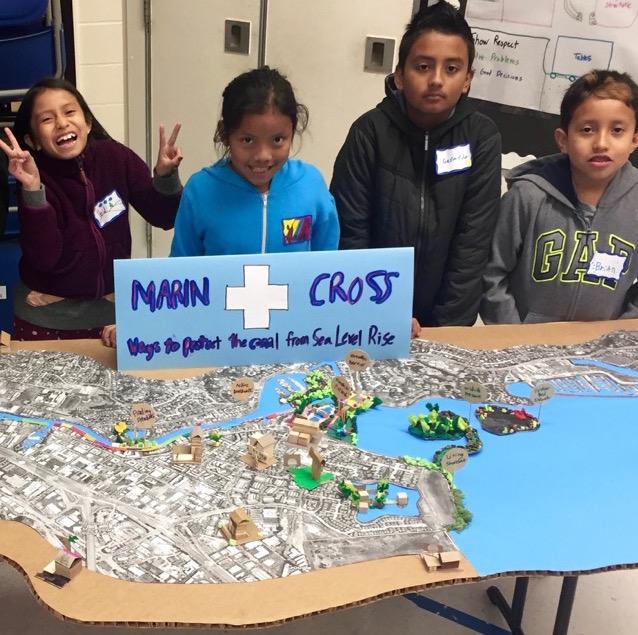 Y-PLAN San Rafael Students Get Ready for Flood Fair - March 19, 2018
