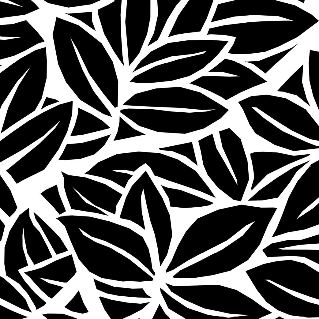 The finalized pattern