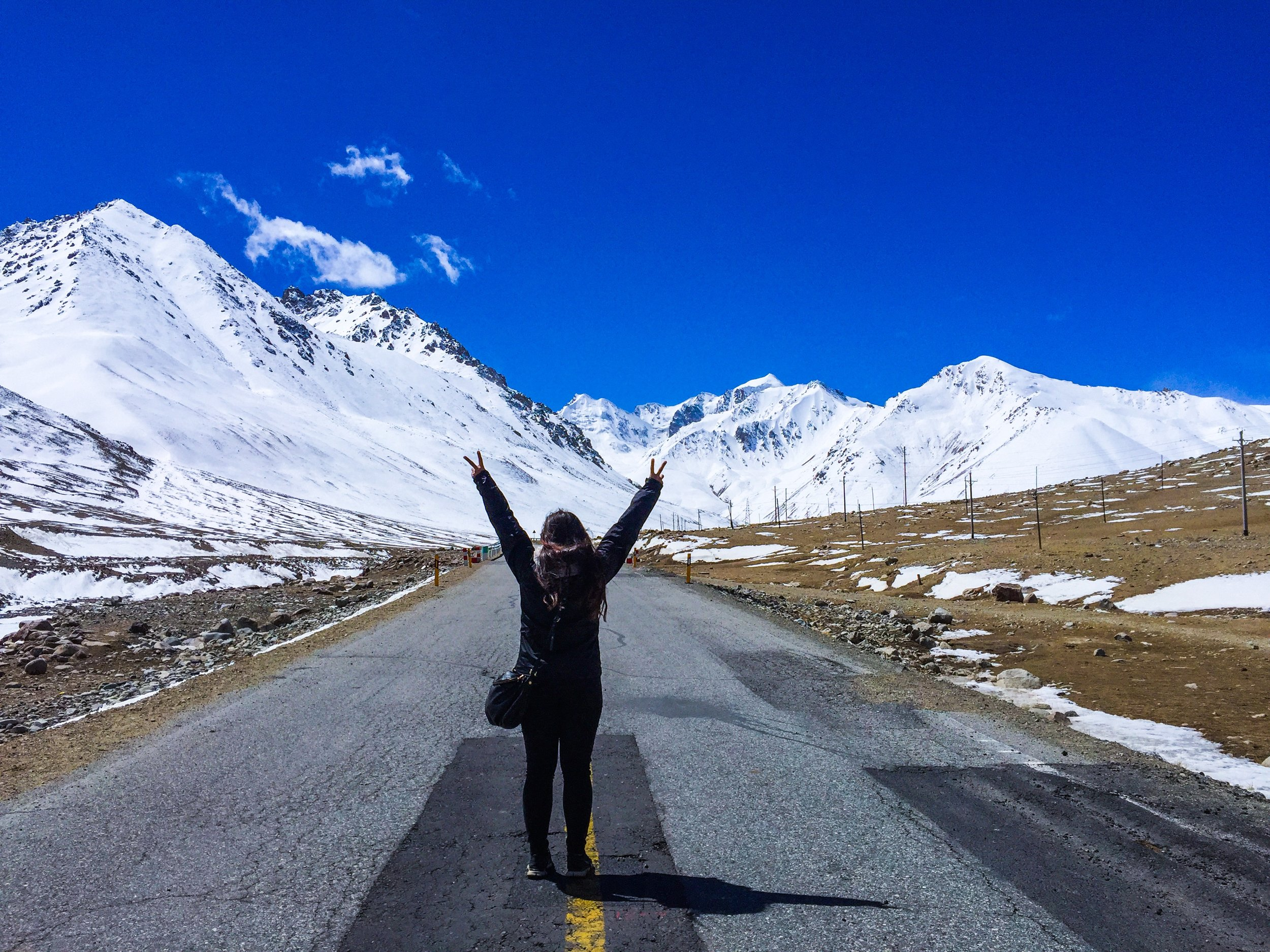 Made it to the Pakistan Border, Karakoram Highway