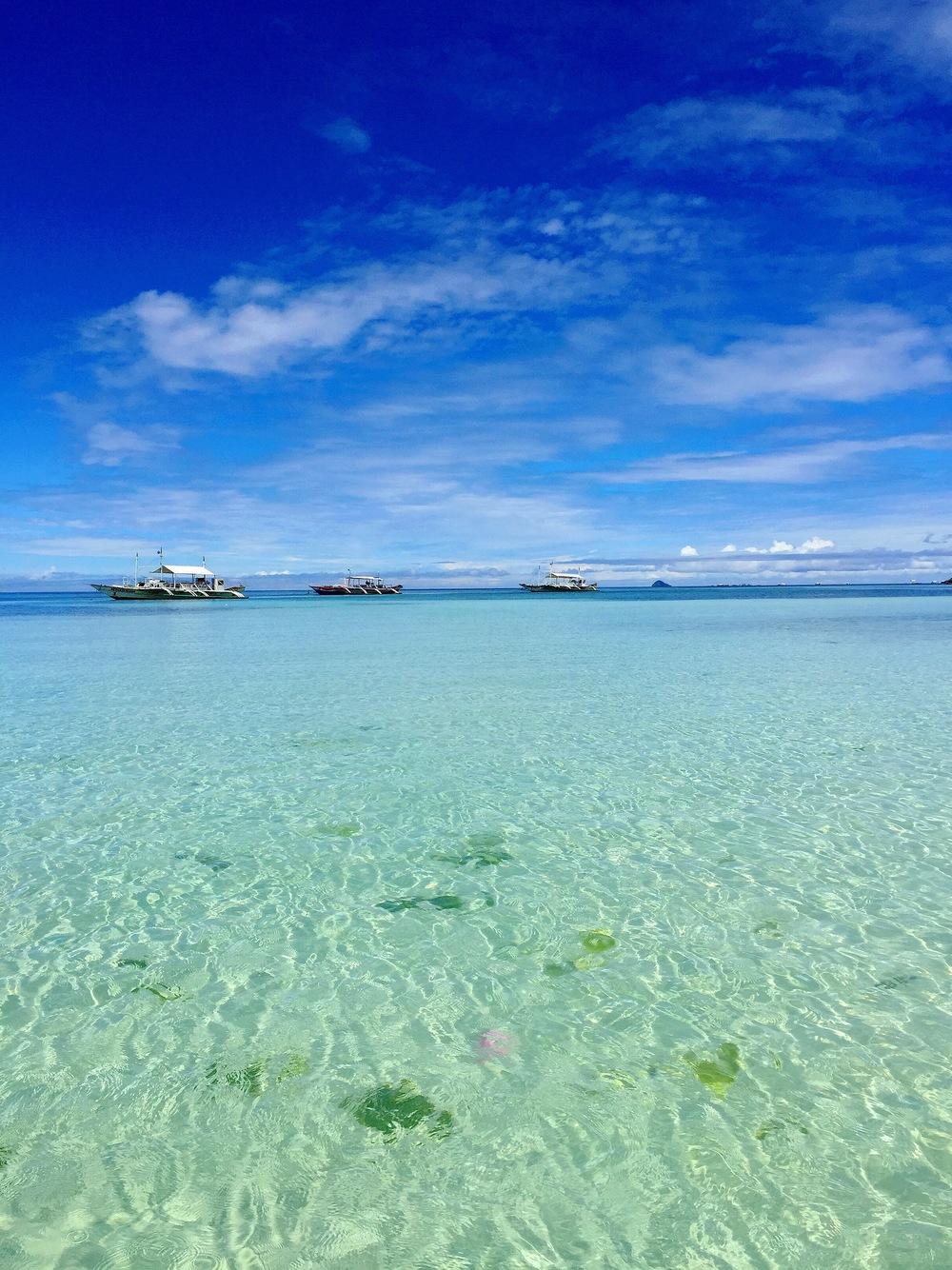 Pristine Waters of Malapascua, Philippines