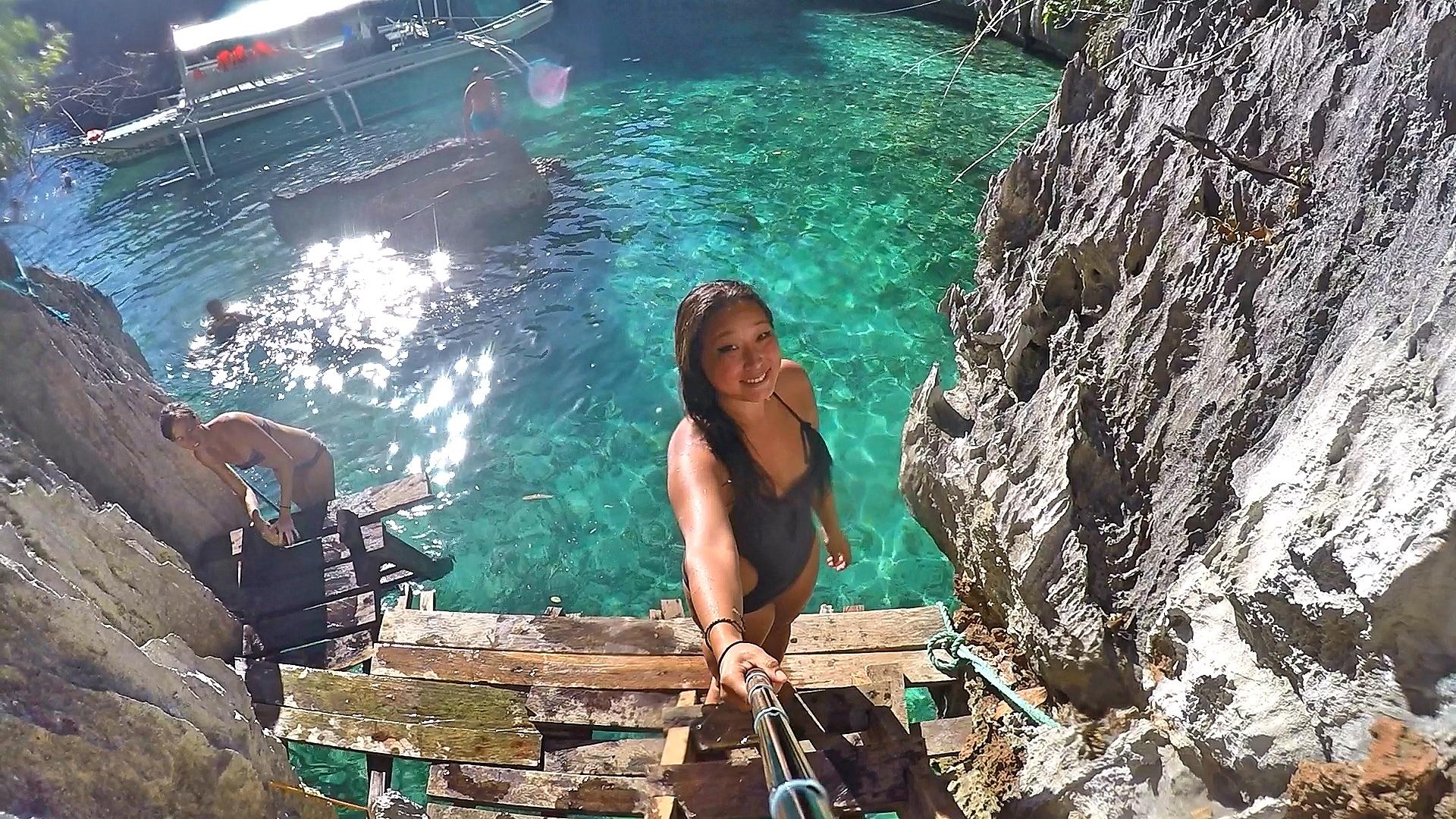 Hidden Lagoon, El Nido, Philippines