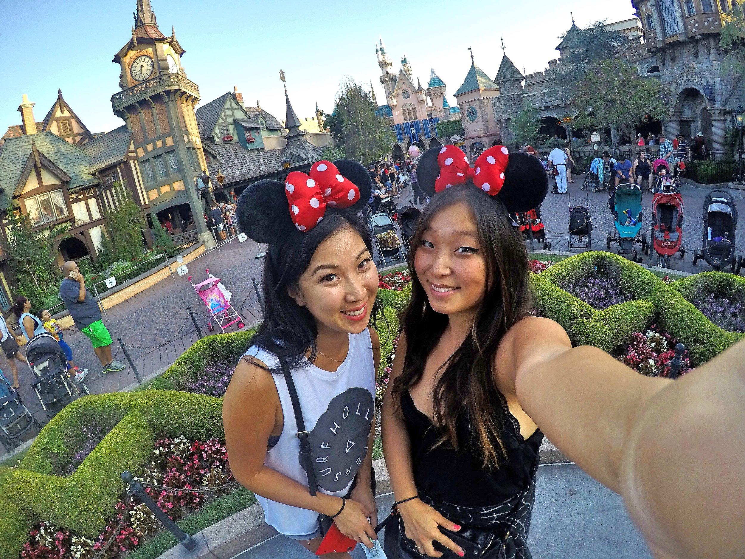 Disney Land, Los Angeles, USA