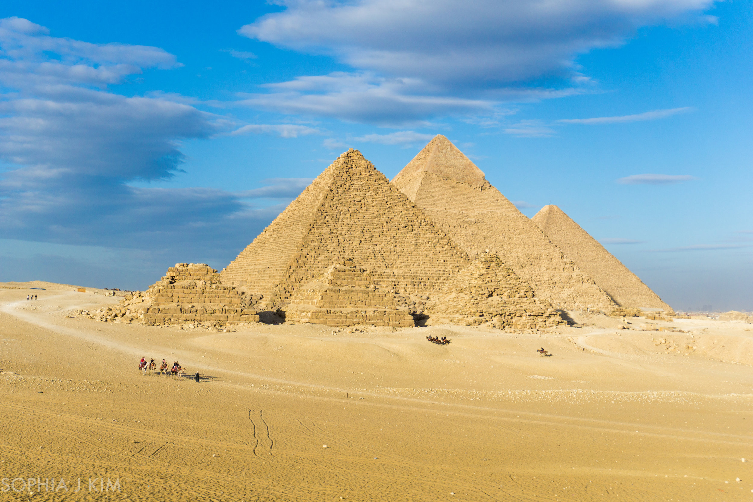 Viewpoint - Great Pyramids of Giza