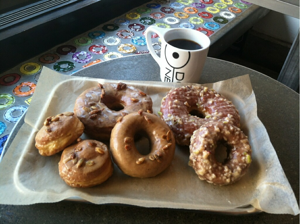Image from  Doughnut Plant