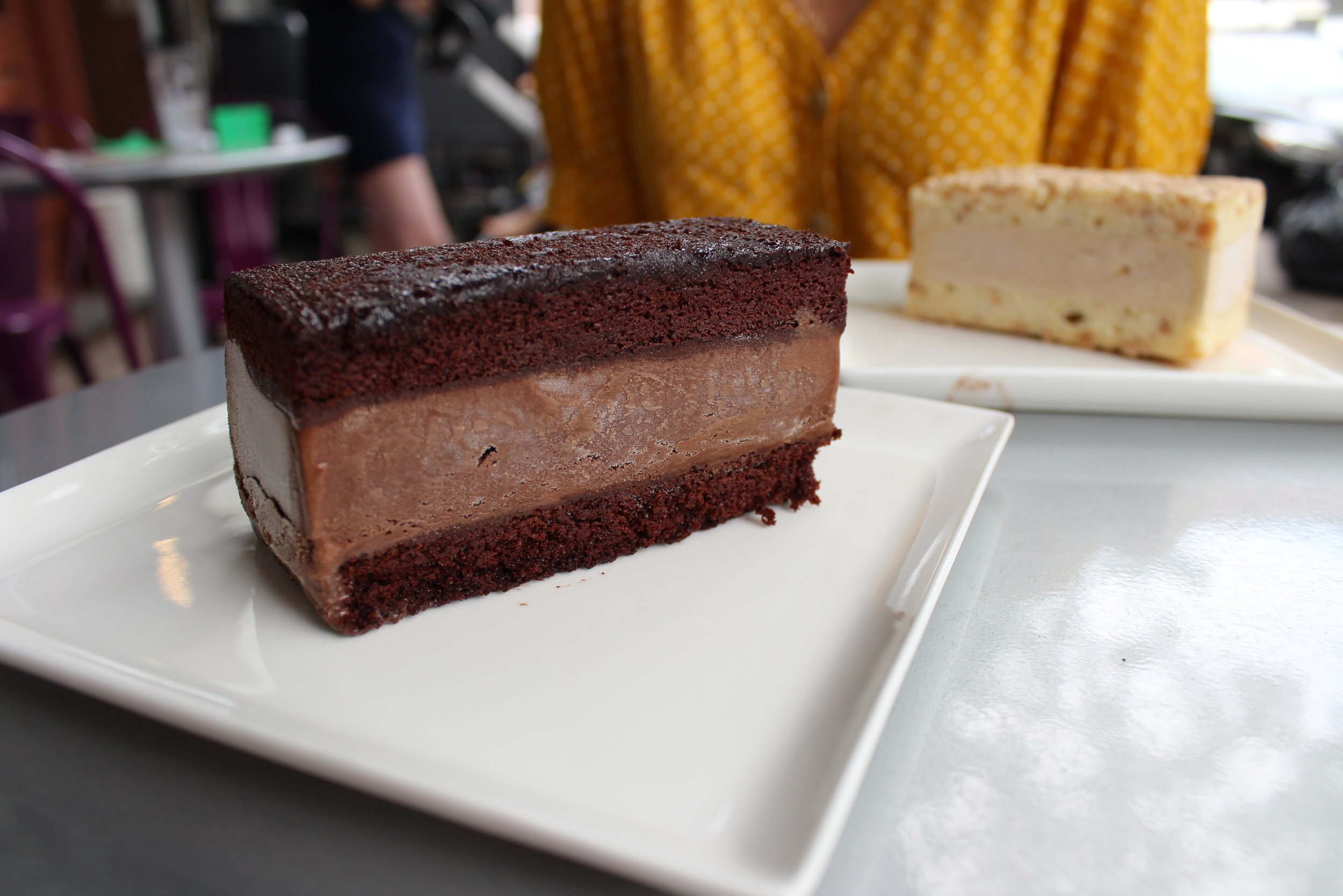 Ice Cream Sandwich from Sherry B Dessert Bar Meatpacking