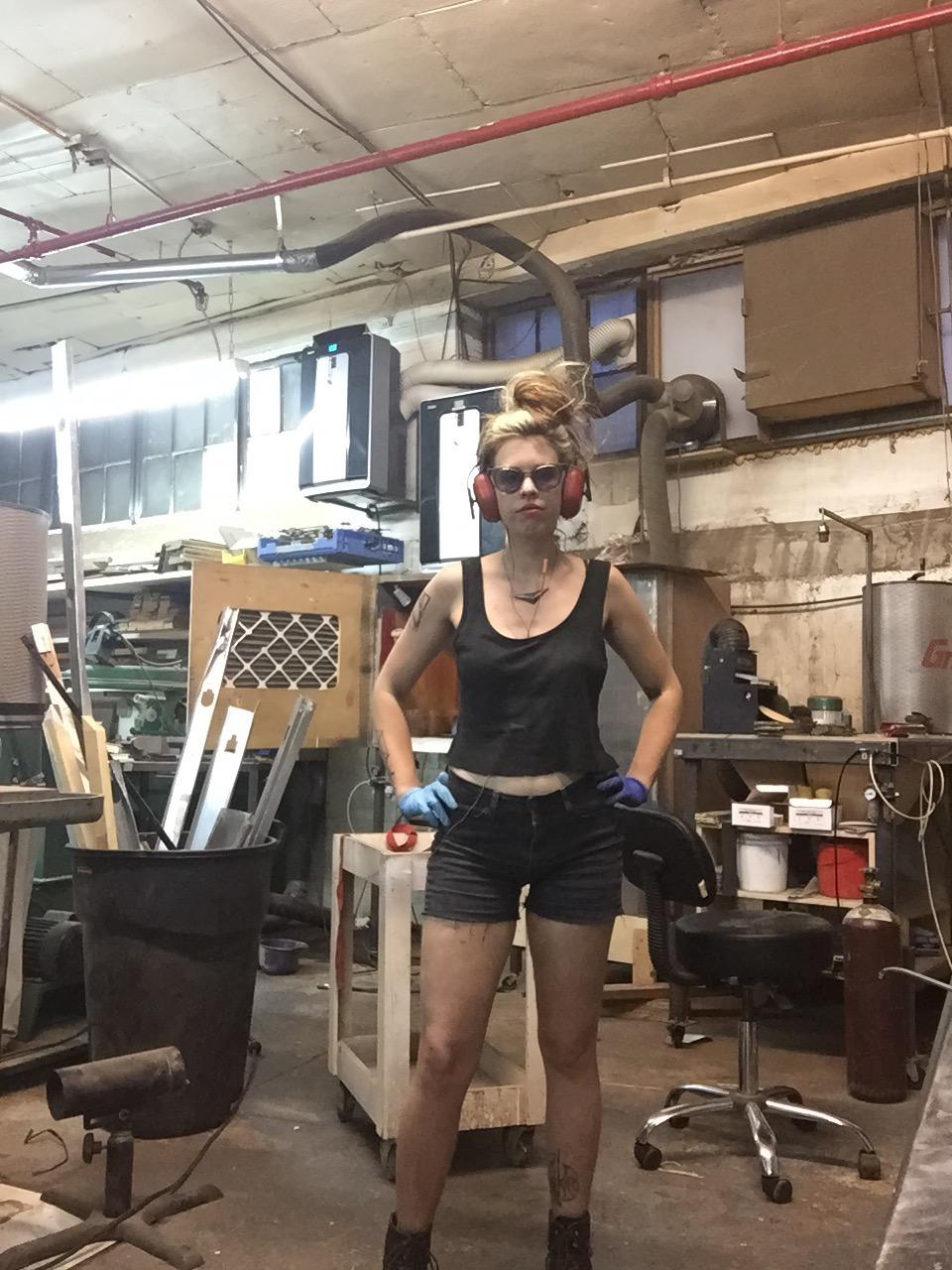 hot summer welding