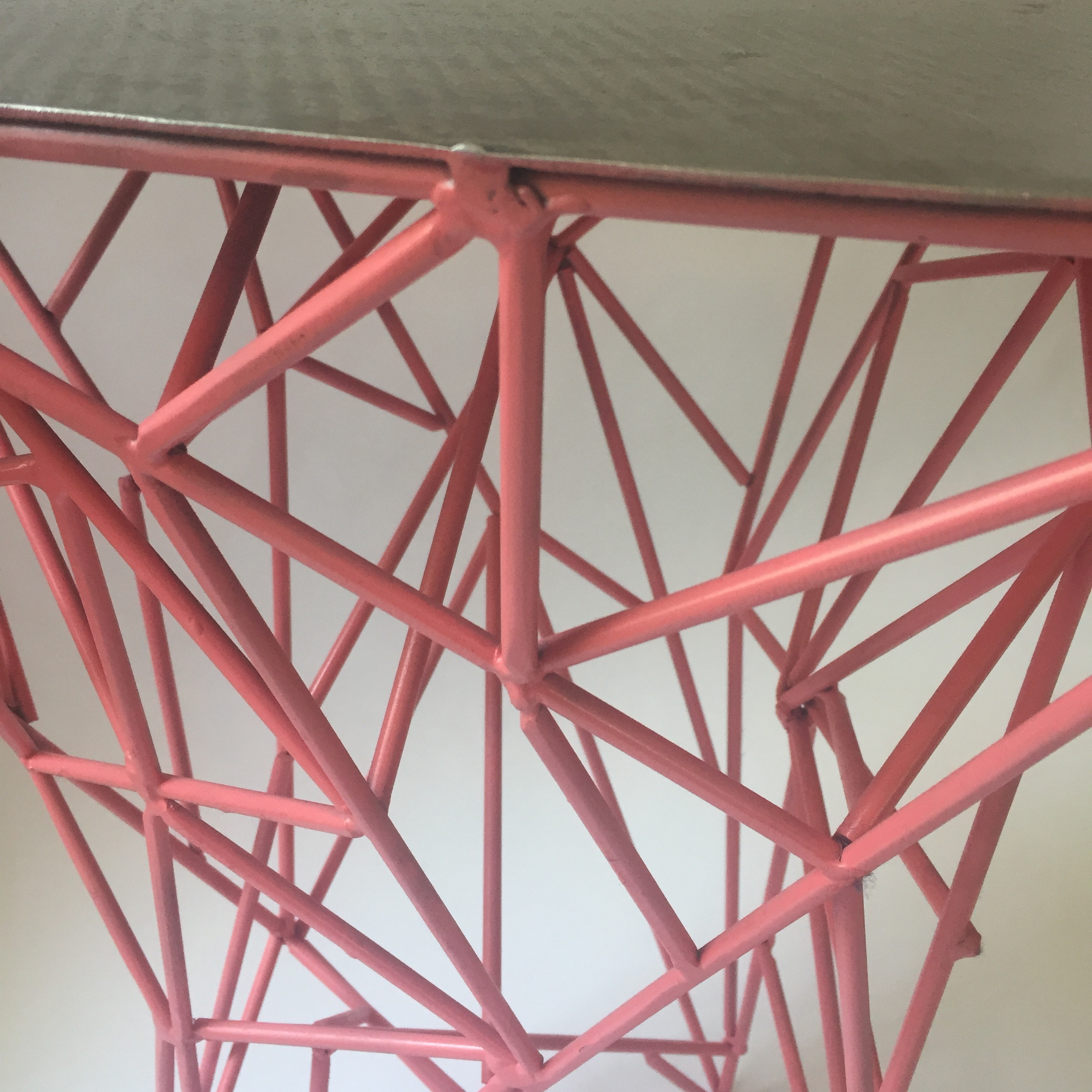 pink web stool  detail 3.jpg