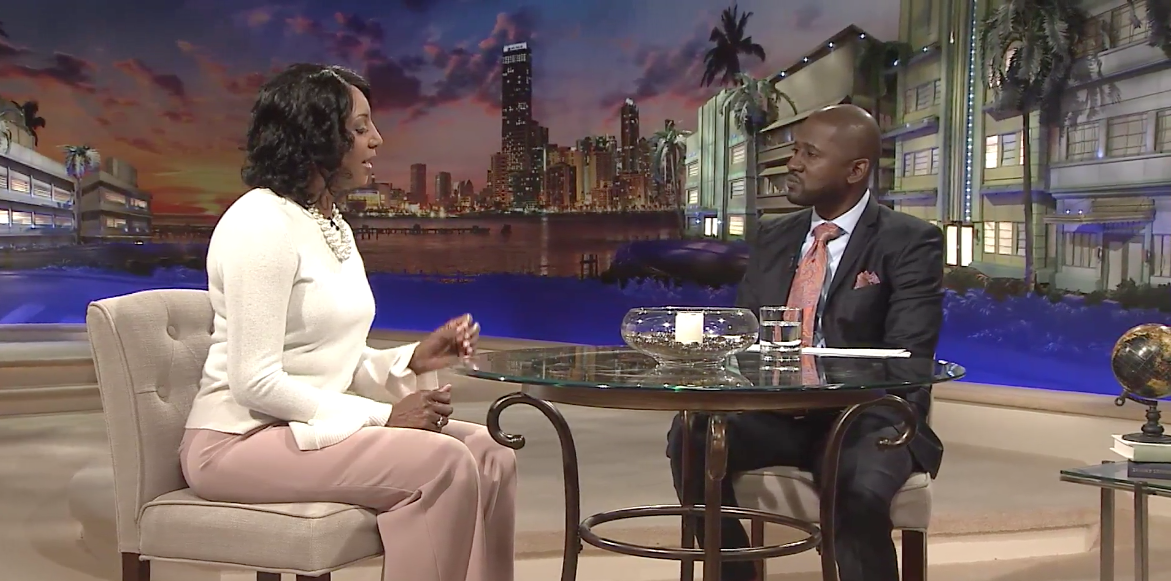 Visit  tbn.tv  or information on how to watch Kathy's TBN Salsa Interview!
