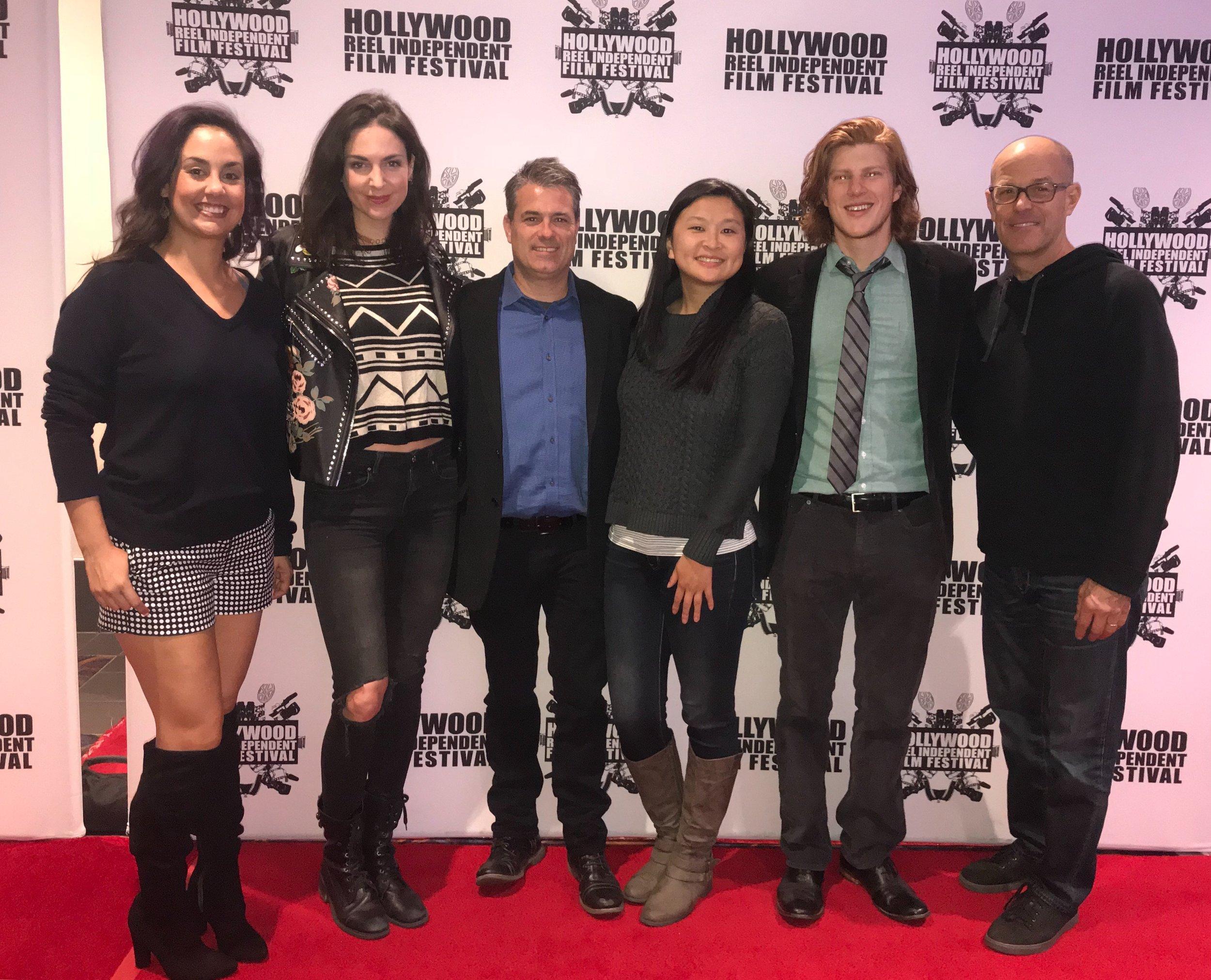 2018 HRIFF Crew