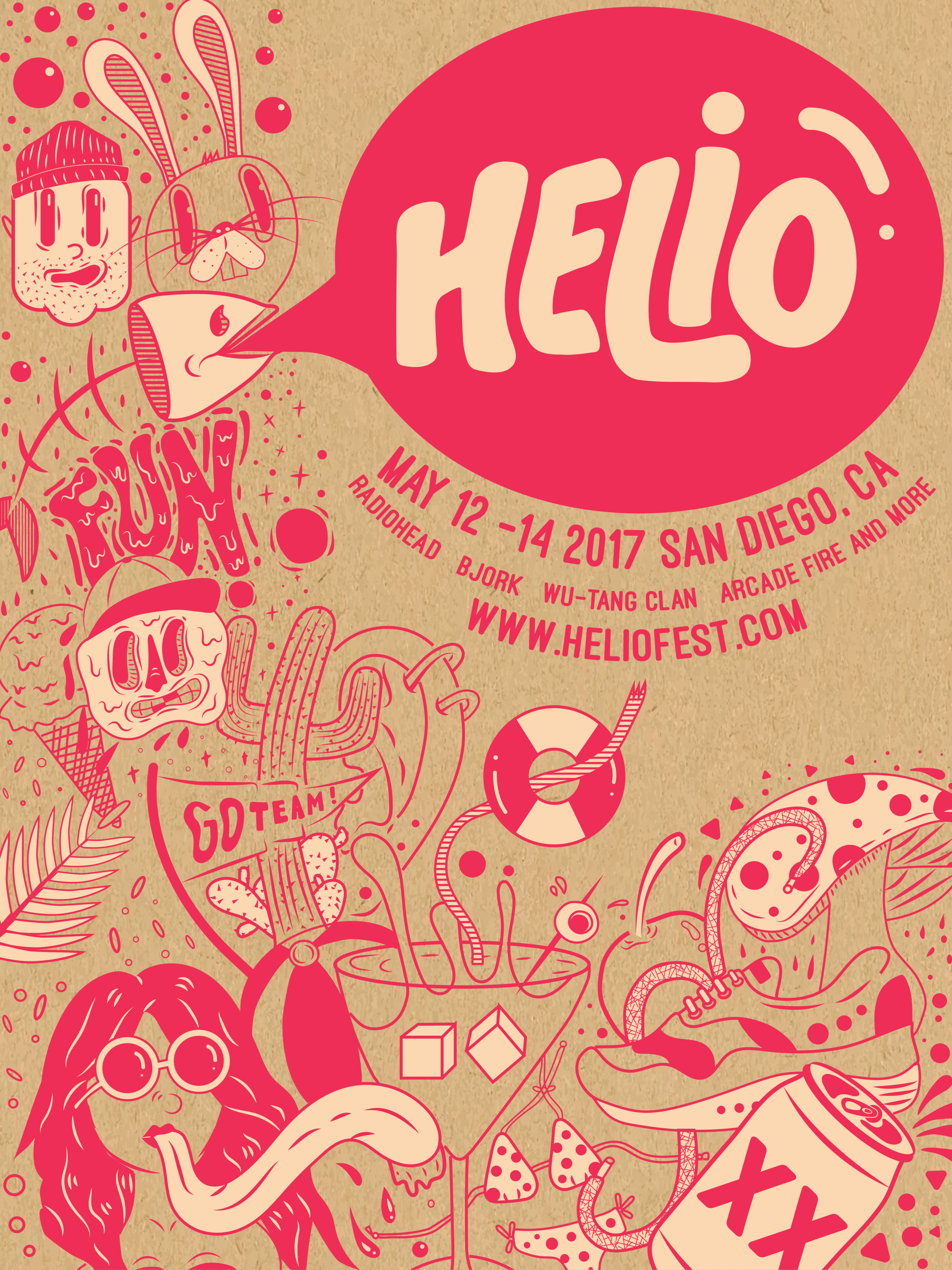 Helio Music and Art Festival