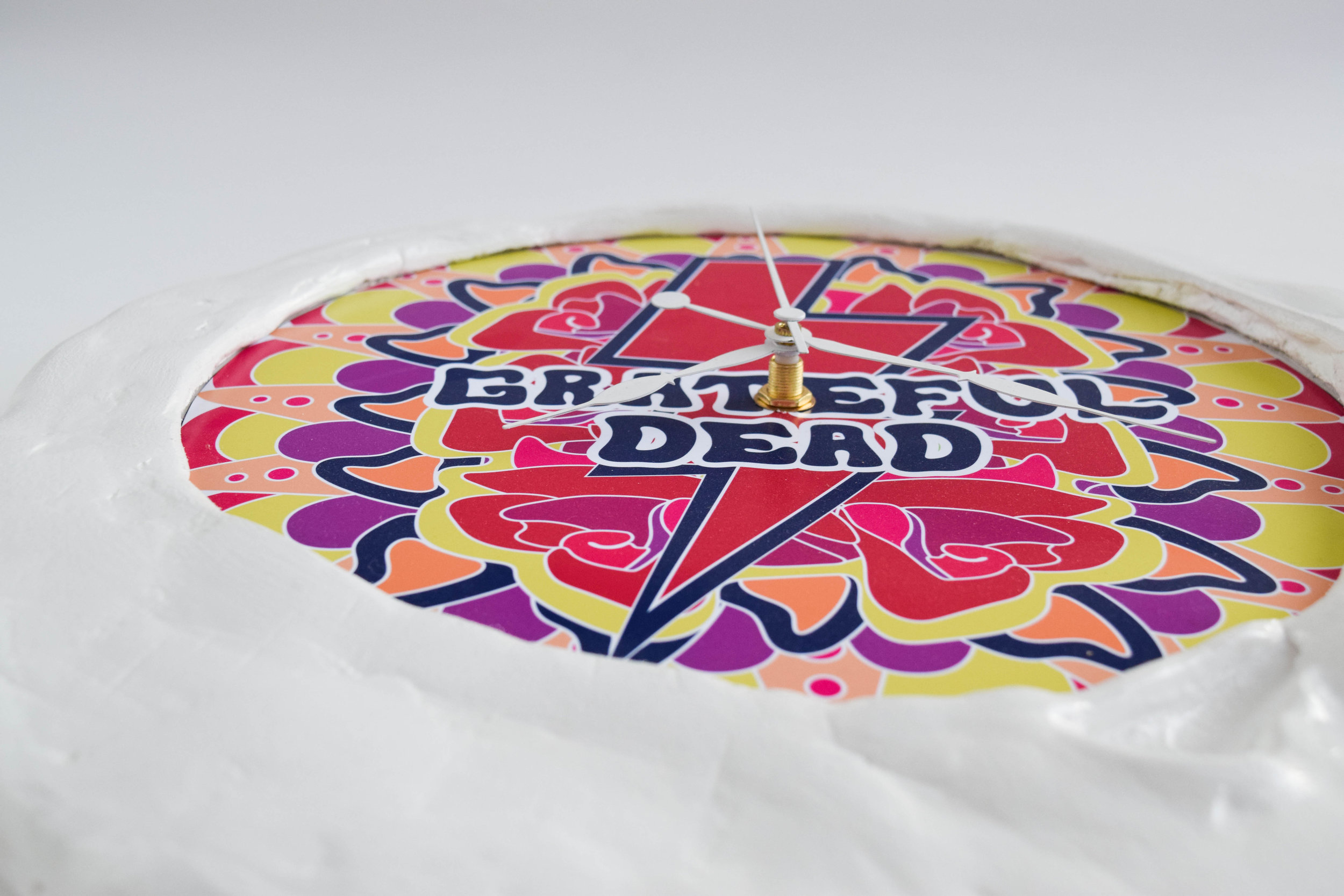 Grateful Dead Clock
