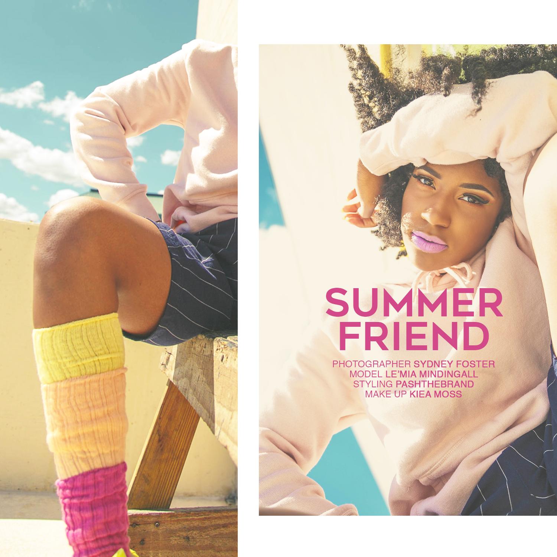 Summer Friend