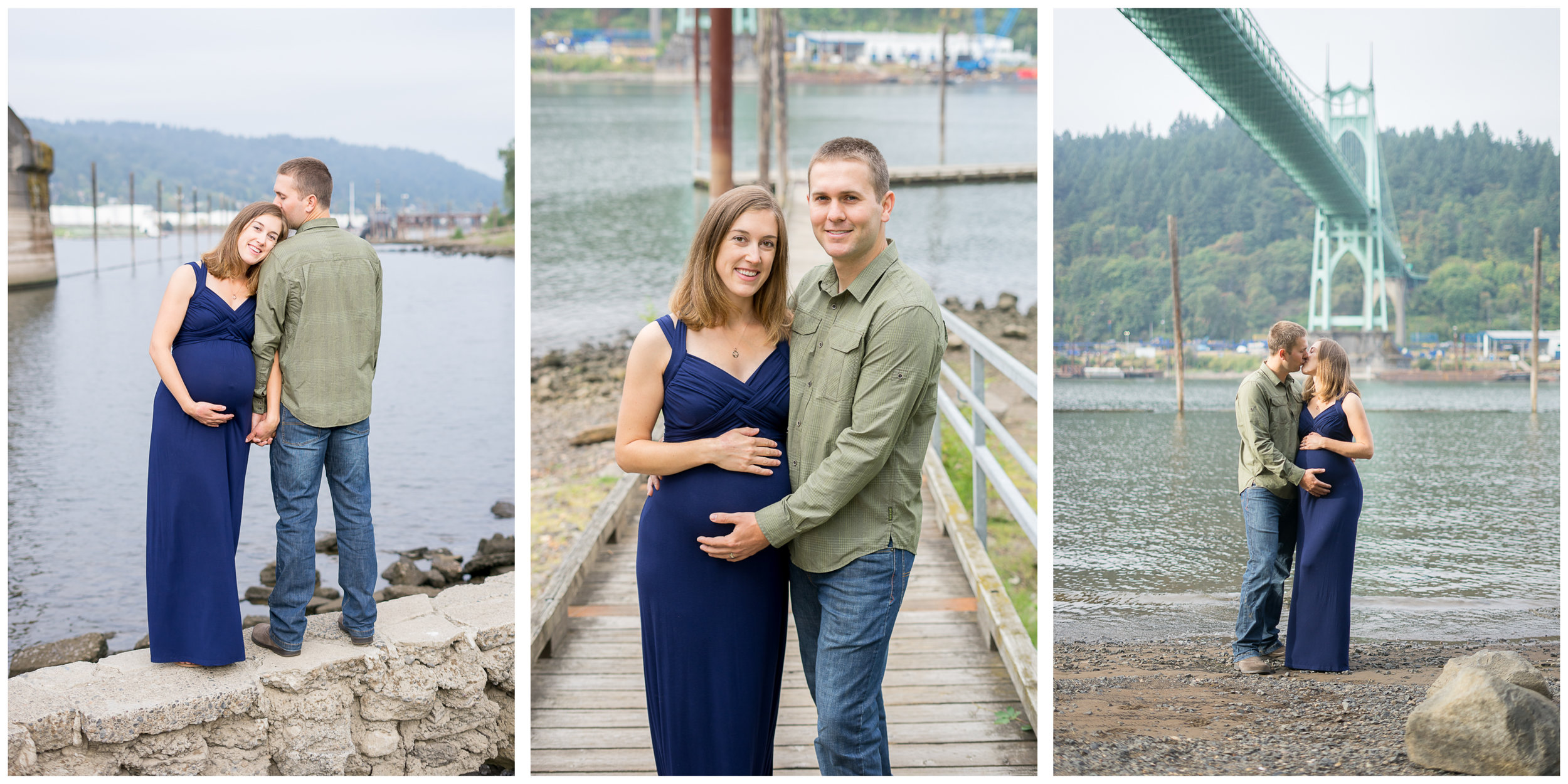 Portland Oregon Maternity Photography