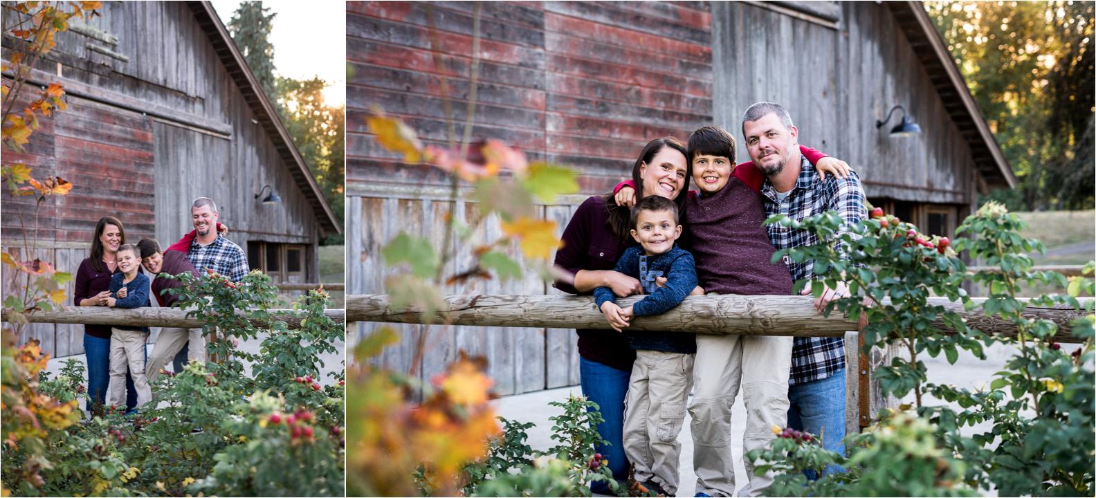 Newberg Family Photographer