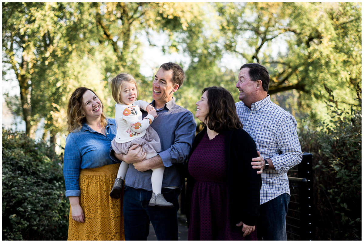 Lake Oswego Family Photographer
