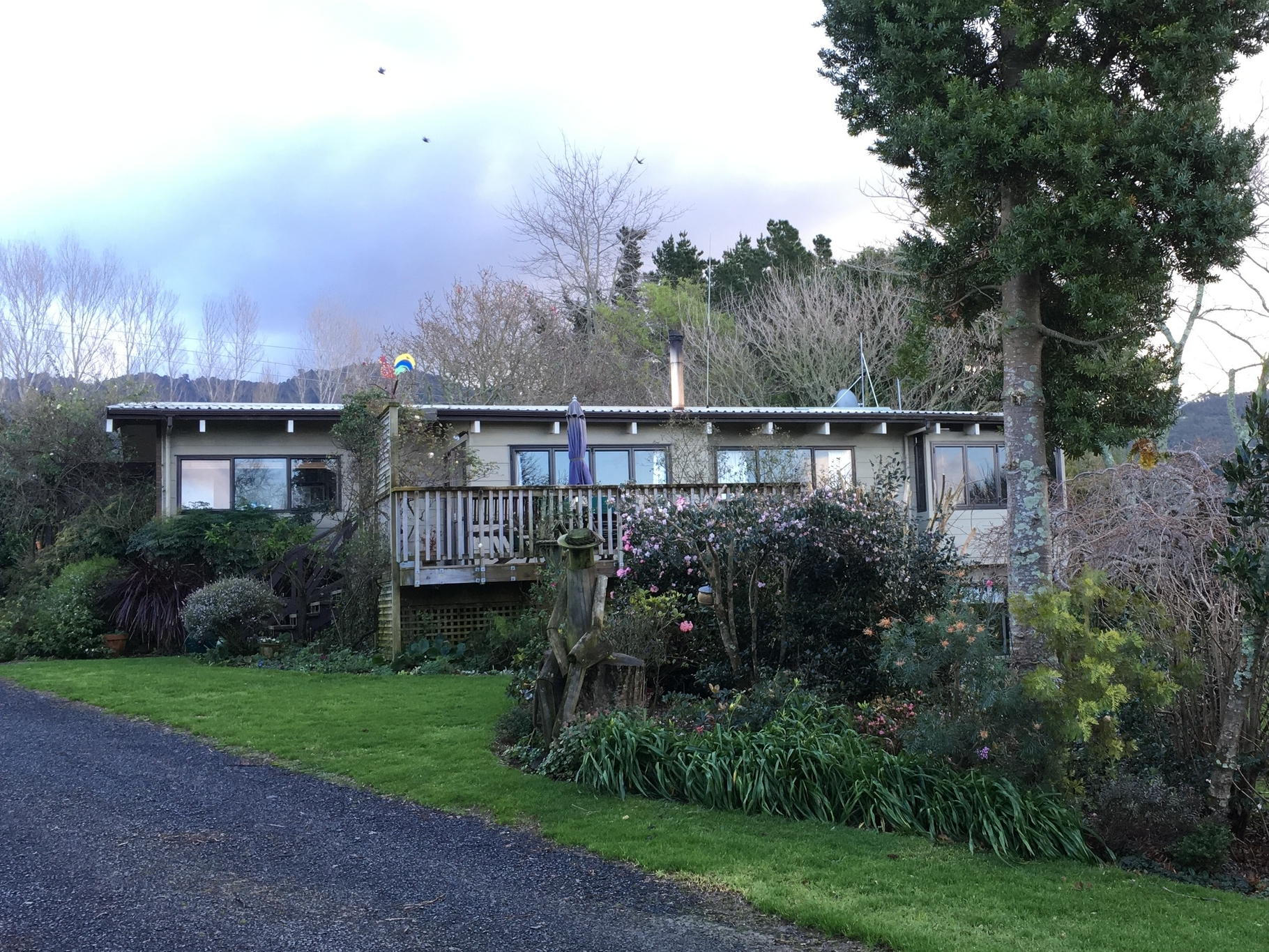 This is Aberfeldy Farmstay BnB - The home of Rod and Mary-Anne Calver