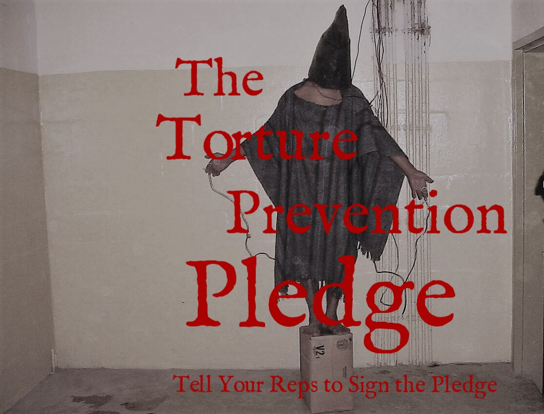 TELL YOUR REPRESENTATIVE TO SIGN THE PLEDGE