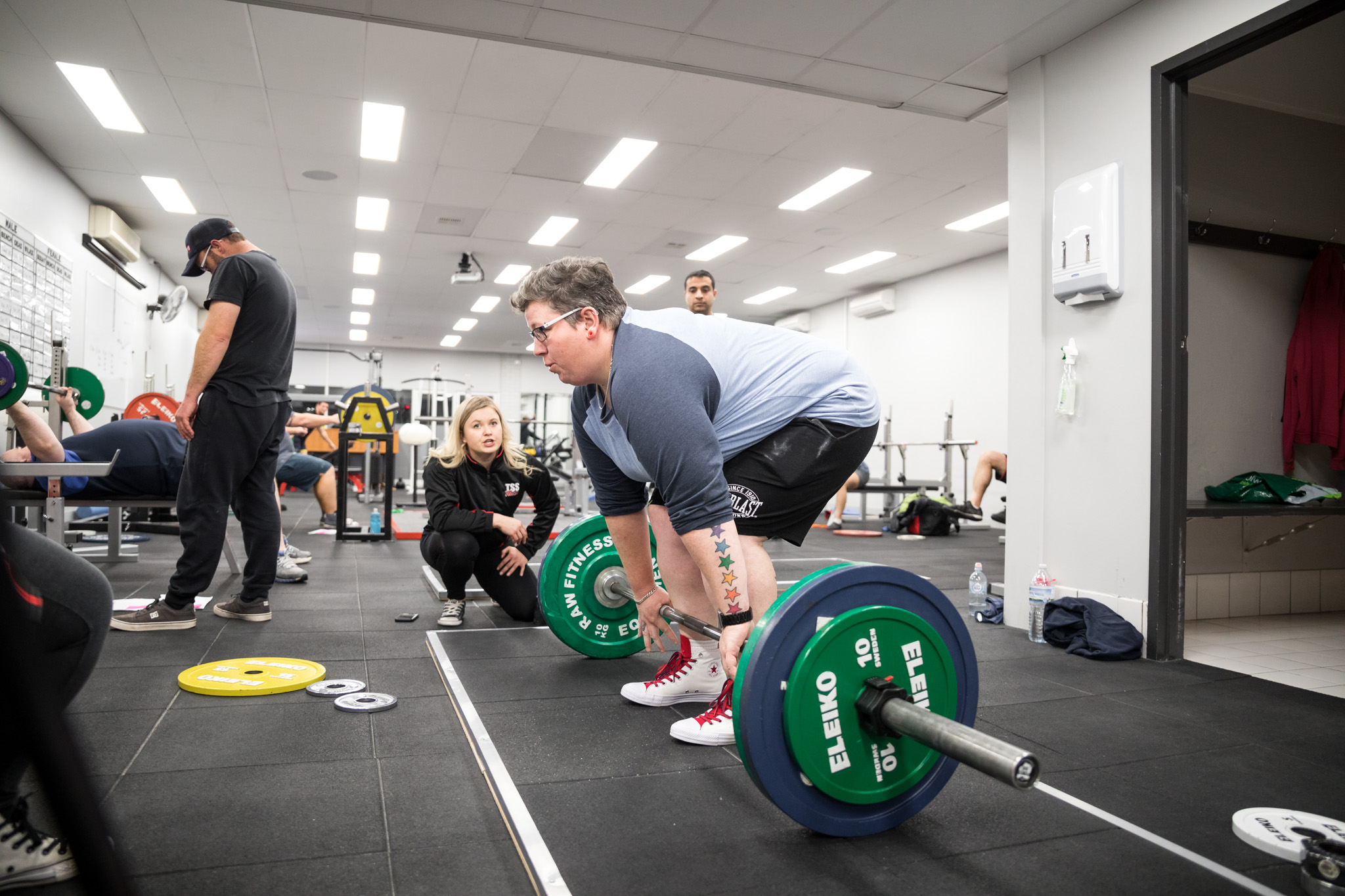 Standard Gym Membership - Have some experience and after a gym that offers the best equipment, community, and coaches? This option is for you! Access all hours.$25 P/W - $18 P/W for students