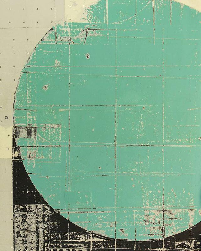 Callisto 24 #collage 84x59cm part of the Callisto series. New collection of collage work on @saatchiart #art #blue #brutal #brutalism #architecture #interiordesign #mixedmedia #science #artist #saatchiart  #artist