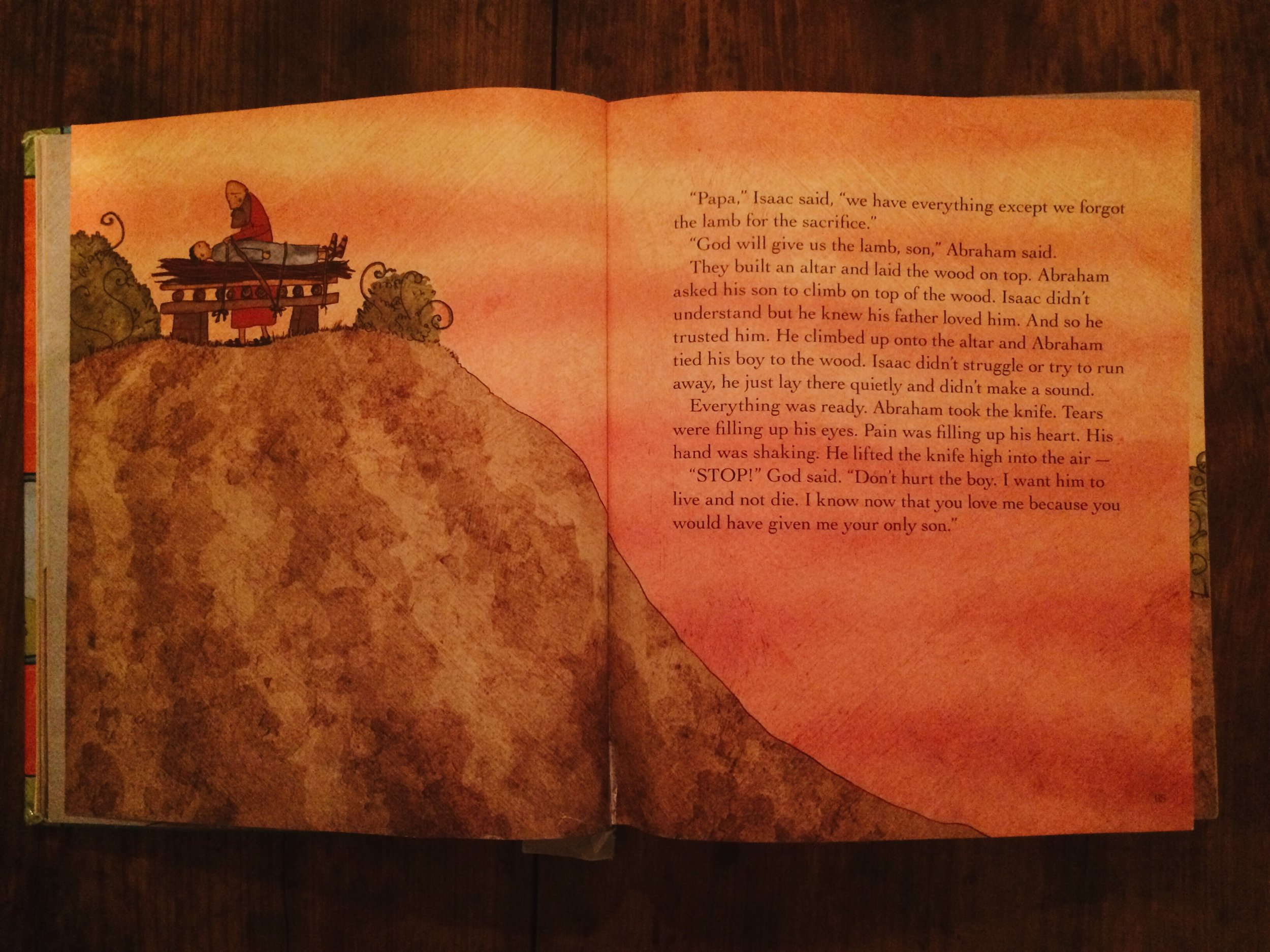 The Jesus Storybook Bible - a  fantastic  way to read the Bible.