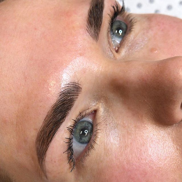 Fresh lease on life for these brows!!!