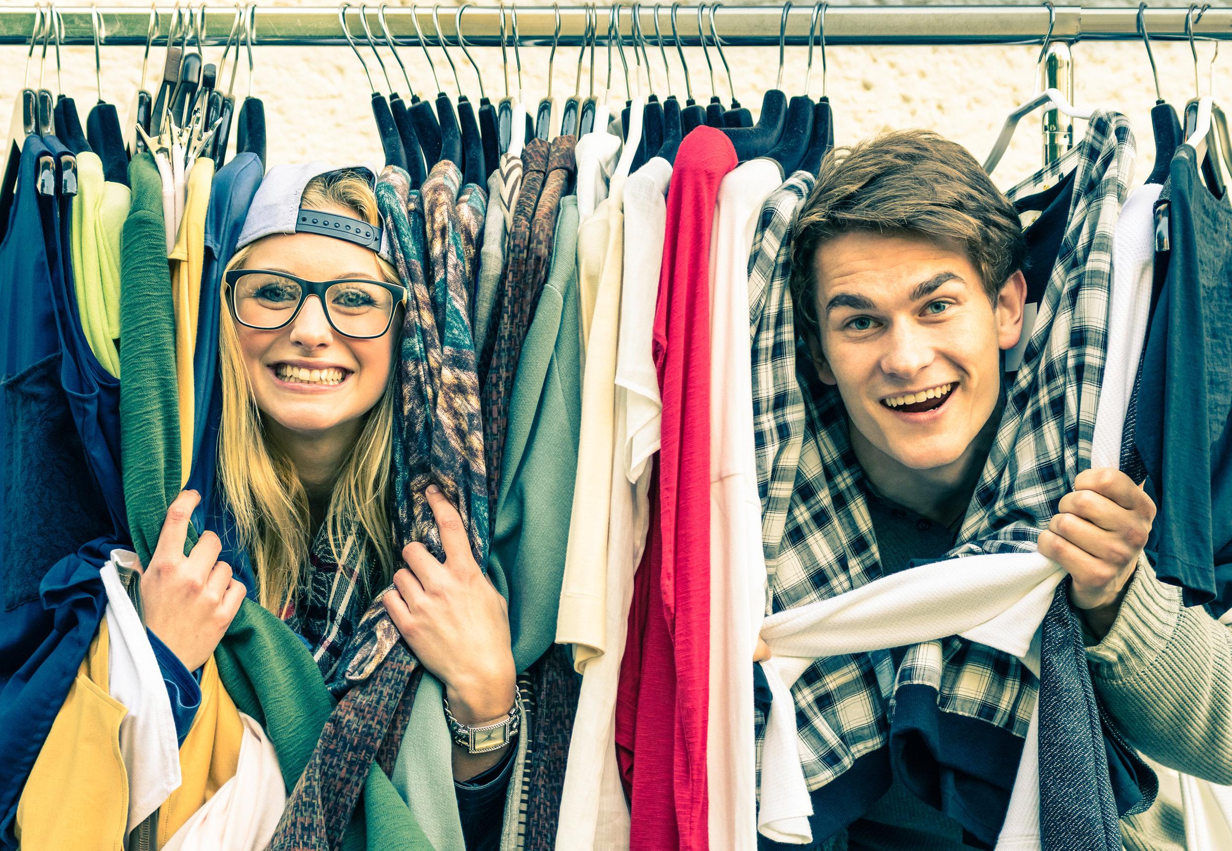 A Vintage Adventure vintage clothing shopping tour