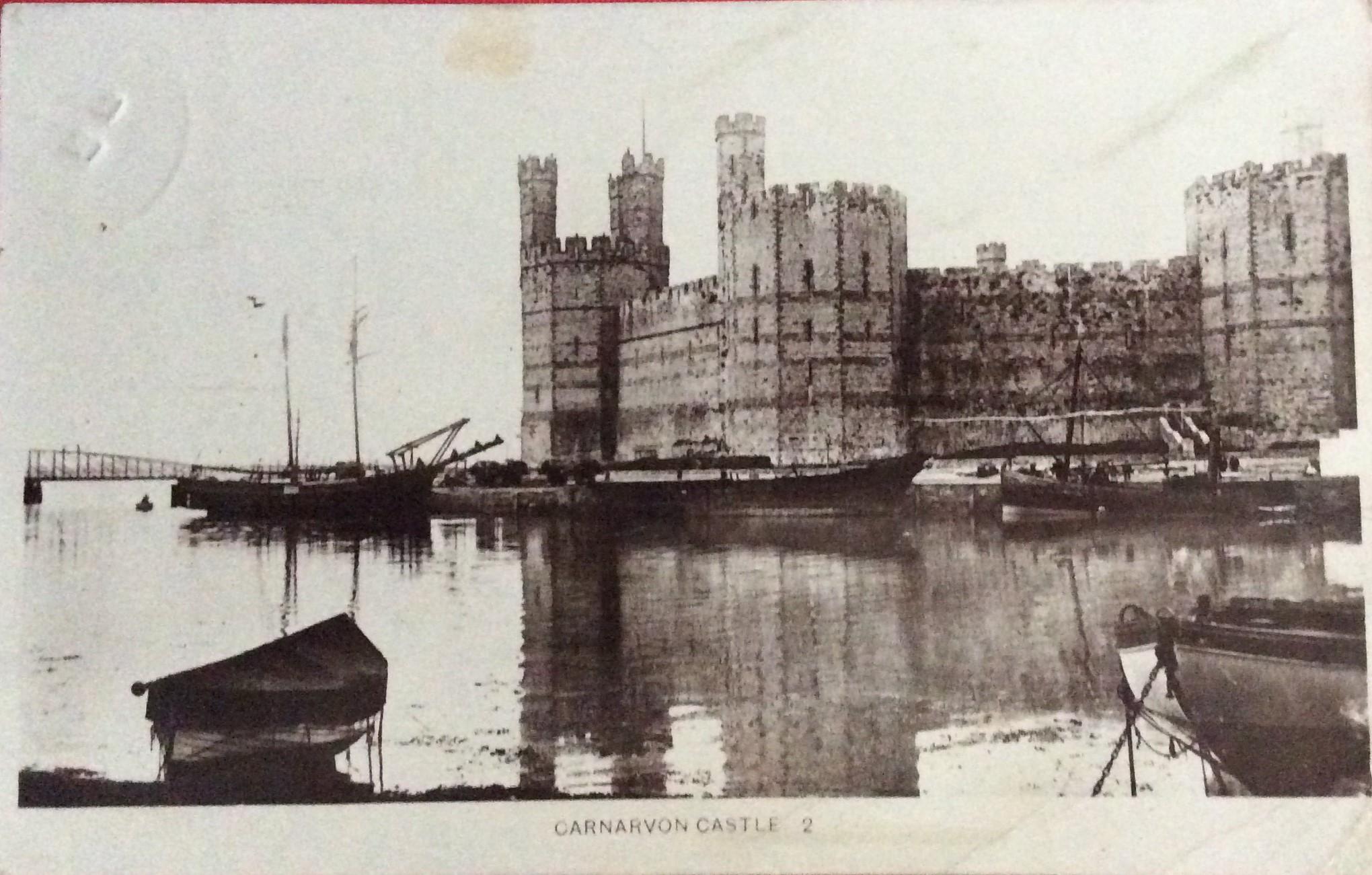 1915 Not impressed by Bangor
