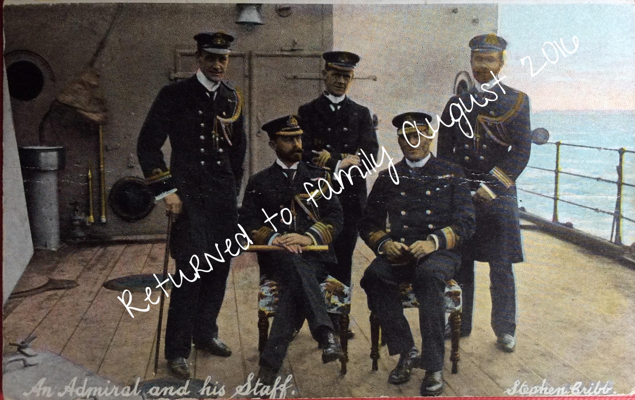 1906 A naval man from Audenshaw