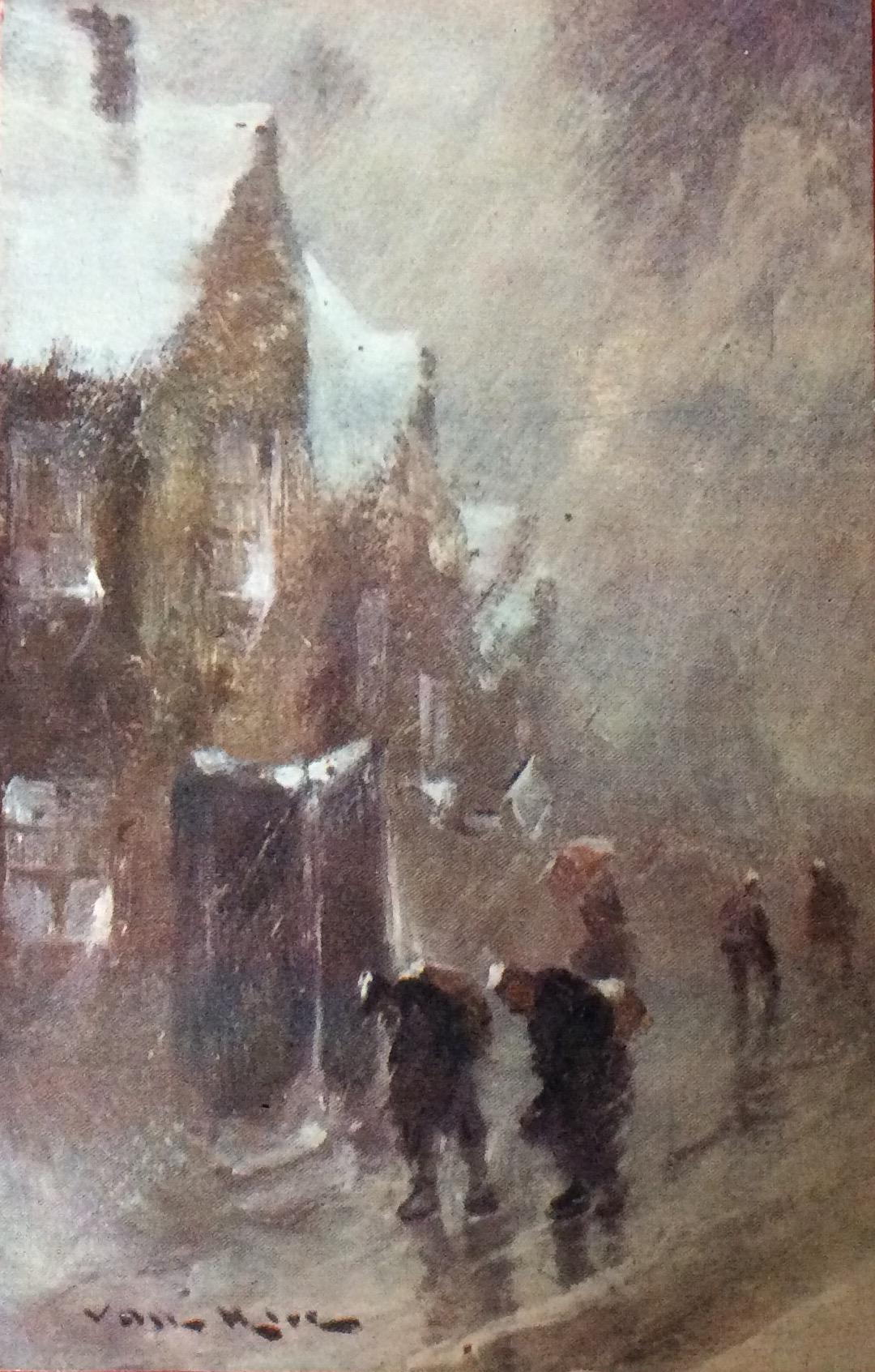 1907 Mr Stanfast was splendid
