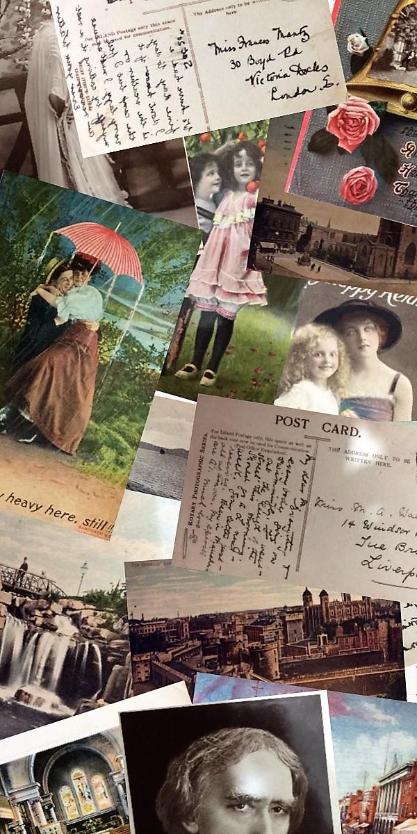 UK Postcards