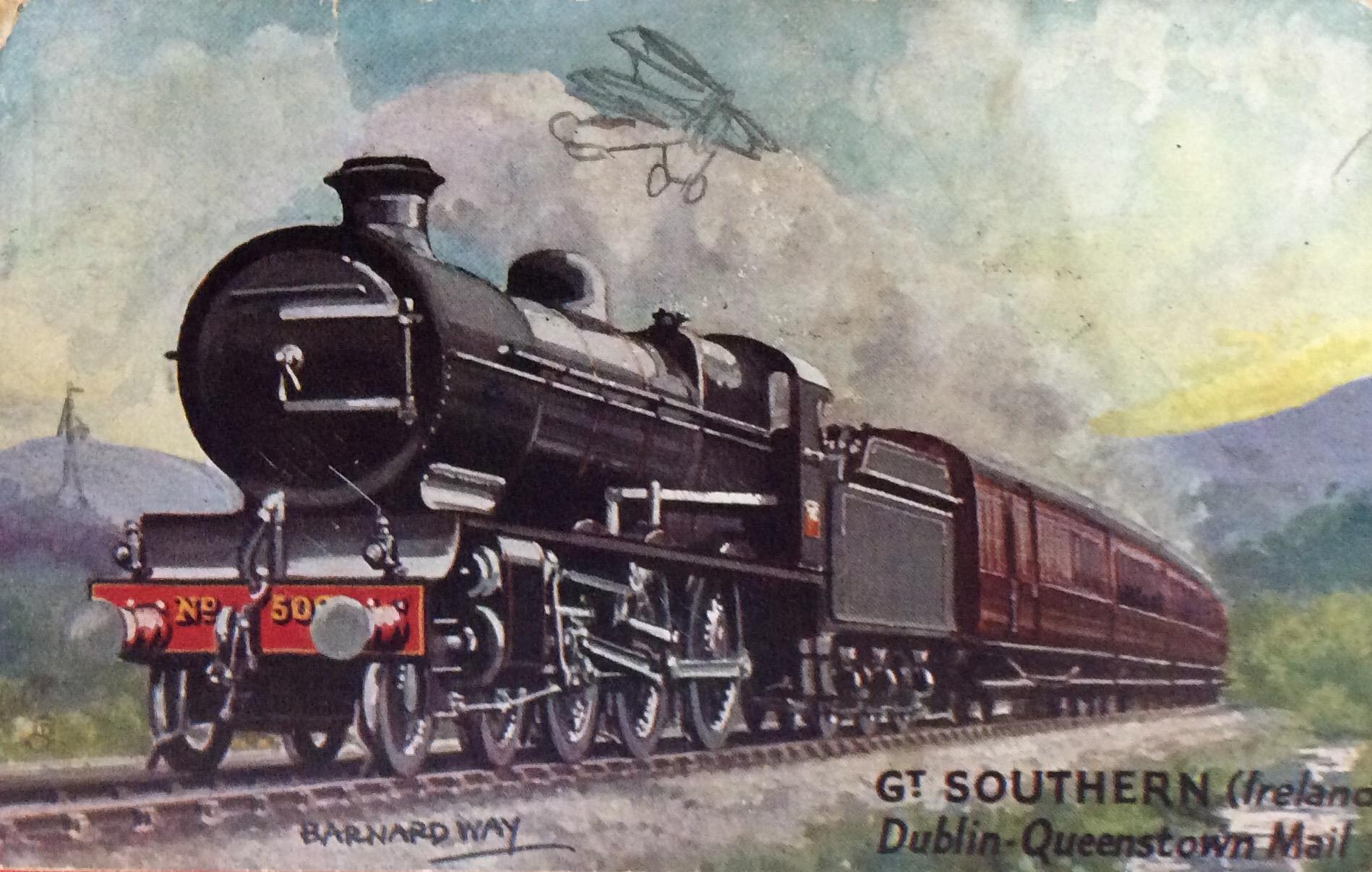 1930 Feb 5 A Railway Theme